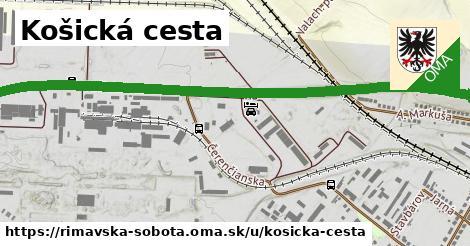 ilustrácia k Košická cesta, Rimavská Sobota - 3,5km