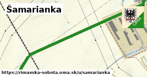 Šamarianka, Rimavská Sobota