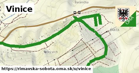 ilustračný obrázok k Vinice, Rimavská Sobota