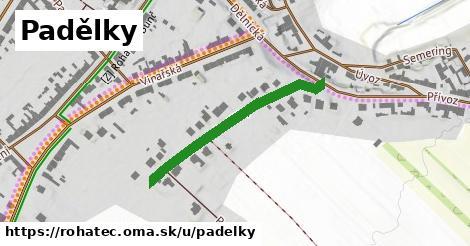 ilustrácia k Padělky, Rohatec - 325m