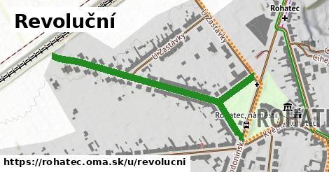 ilustrácia k Revoluční, Rohatec - 598m