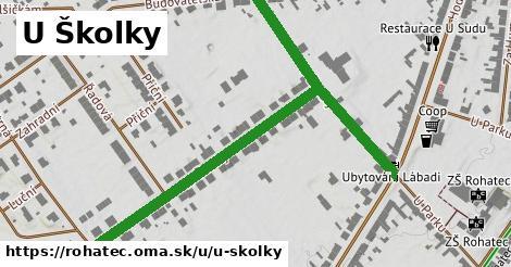 ilustrácia k U Školky, Rohatec - 0,74km
