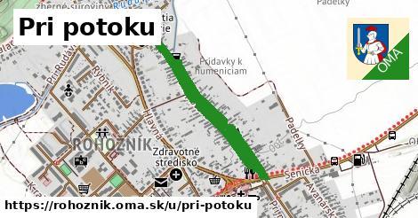 ilustrácia k Pri potoku, Rohožník - 1,20km