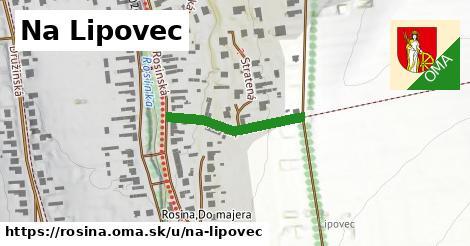 ilustrácia k Na Lipovec, Rosina - 220m