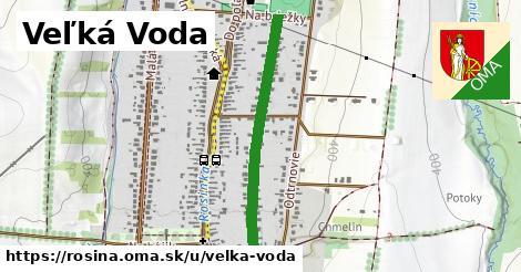 ilustrácia k Veľká Voda, Rosina - 697m