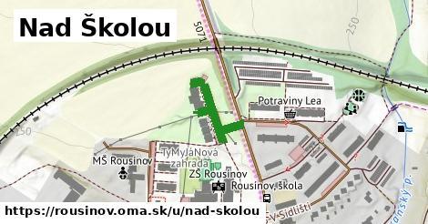 ilustrácia k Nad Školou, Rousínov - 152m