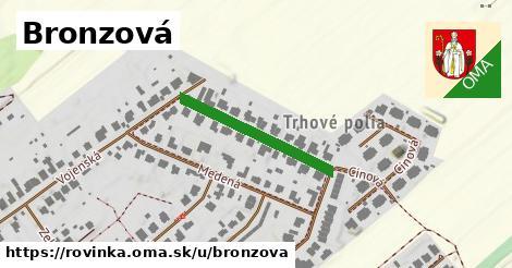 ilustrácia k Bronzová, Rovinka - 249m
