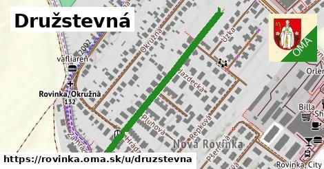 ilustrácia k Družstevná, Rovinka - 438m