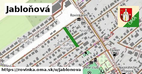 ilustrácia k Jabloňová, Rovinka - 122m