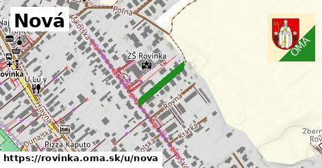 ilustrácia k Nová, Rovinka - 138m