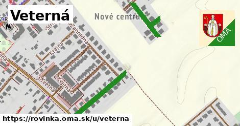ilustrácia k Veterná, Rovinka - 135m