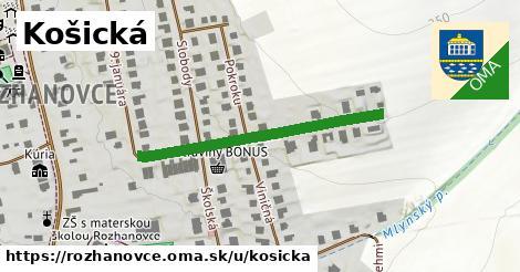 ilustrácia k Košická, Rozhanovce - 212m