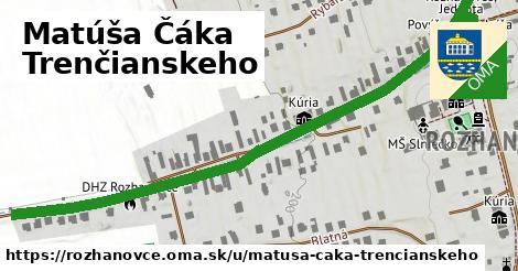 ilustrácia k Matúša Čáka Trenčianského, Rozhanovce - 0,79km