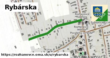 ilustrácia k Rybárska, Rozhanovce - 385m