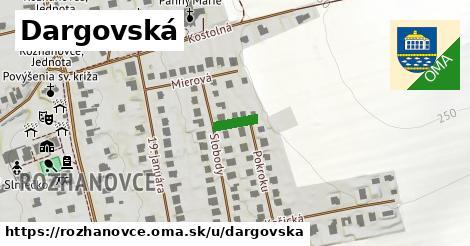 ilustrácia k Dargovská, Rozhanovce - 84m
