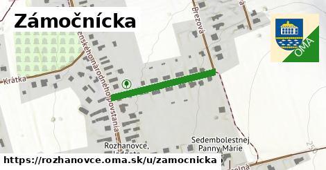 ilustrácia k Zámočnícka, Rozhanovce - 243m