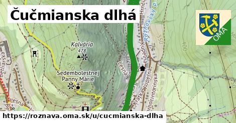 ilustrácia k Čučmianska dlhá, Rožňava - 1,13km