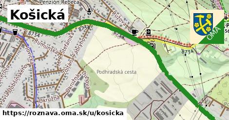 ilustrácia k Košická, Rožňava - 1,58km