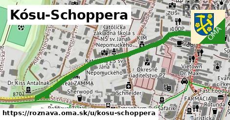 ilustračný obrázok k Kósu – Schoppera, Rožňava