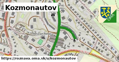 ilustrácia k Kozmonautov, Rožňava - 506m
