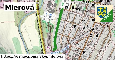 ilustrácia k Mierová, Rožňava - 577m