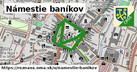 ilustrácia k Námestie baníkov, Rožňava - 463m