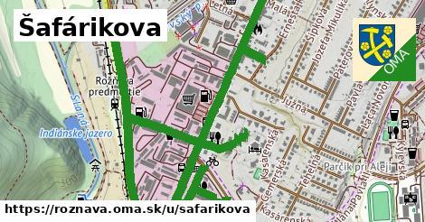 ilustrácia k Šafárikova, Rožňava - 2,9km