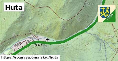 ilustrácia k Huta, Rožňava - 2,8km