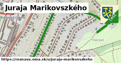 Juraja Marikovszkého, Rožňava