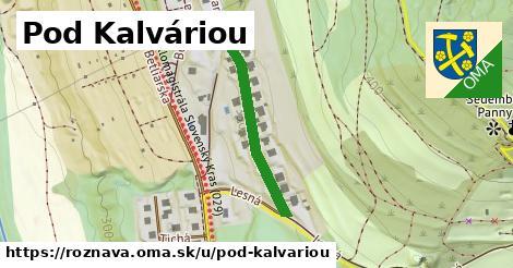 ilustrácia k Pod Kalváriou, Rožňava - 255m