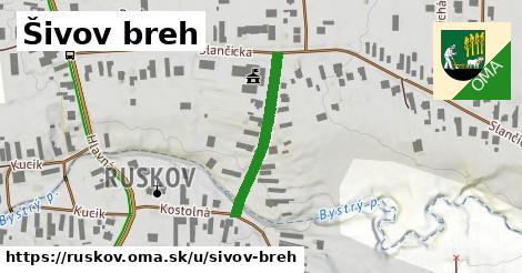 ilustrácia k Šivov breh, Ruskov - 243m