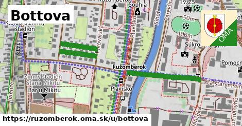 ilustrácia k Bottova, Ružomberok - 458m