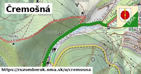 ilustrácia k Čremošná, Ružomberok - 0,95km