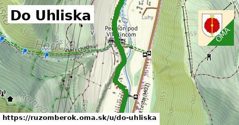 ilustračný obrázok k Do Uhliska, Ružomberok