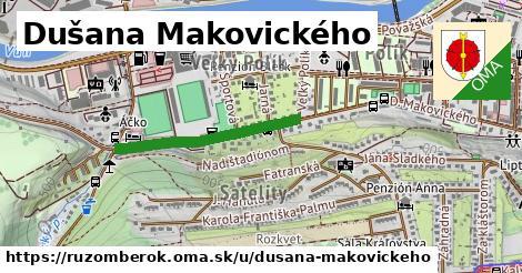 ilustračný obrázok k Dušana Makovického, Ružomberok