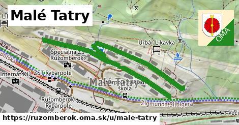 ilustračný obrázok k Malé Tatry, Ružomberok