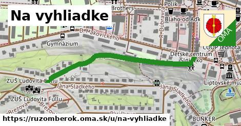 ilustrácia k Na vyhliadke, Ružomberok - 500m