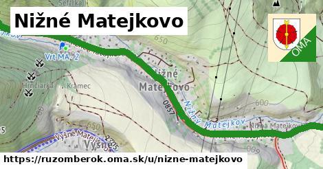ilustrácia k Nižné Matejkovo, Ružomberok - 1,90km