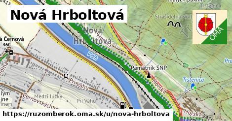 ilustračný obrázok k Nová Hrboltová, Ružomberok