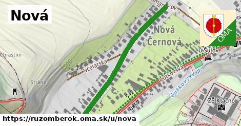 ilustračný obrázok k Nová, Ružomberok