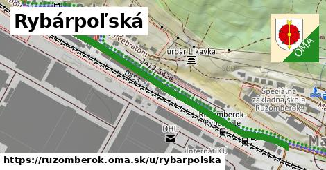 ilustračný obrázok k Rybárpoľská, Ružomberok