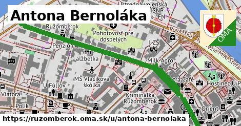 ilustrácia k Antona Bernoláka, Ružomberok - 0,77km