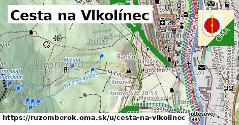 ilustrácia k Cesta na Vlkolínec, Ružomberok - 2,2km