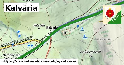 ilustrácia k Kalvária, Ružomberok - 0,87km