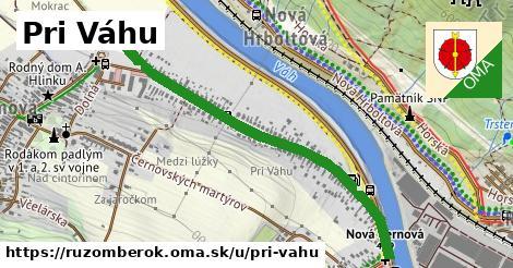 ilustrácia k Pri Váhu, Ružomberok - 1,08km