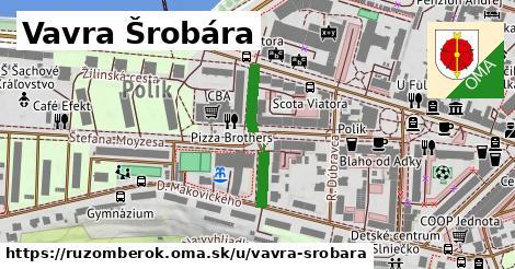 ilustračný obrázok k Vavra Šrobára, Ružomberok
