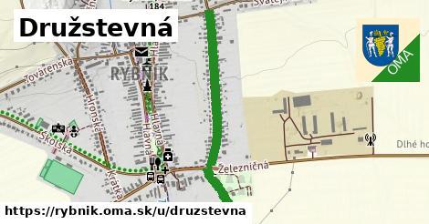 ilustrácia k Družstevná, Rybník - 696m
