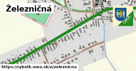 ilustrácia k Železničná, Rybník - 1,22km
