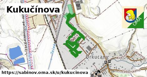 ilustrácia k Kukučínova, Sabinov - 278m