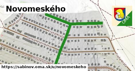 ilustrácia k Novomeského, Sabinov - 663m